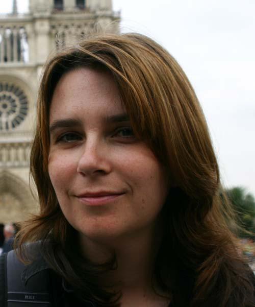 Amanda McPherson es  vicepresidenta de programas de desarrollo de la Linux Foundation