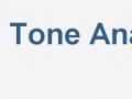 tone-analyzer