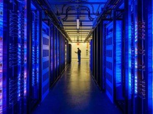 Data Center Facebook Prineville