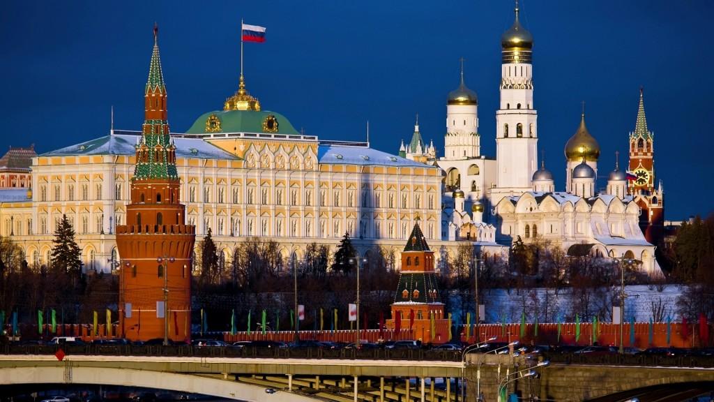 The-Kremlin