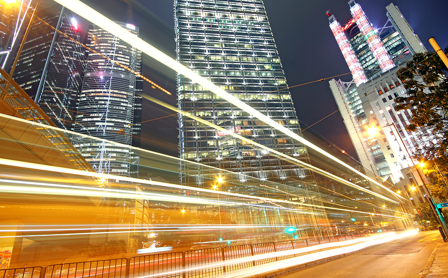 Traffic Speed At Night
