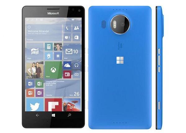 Lumia950 y 950Xl