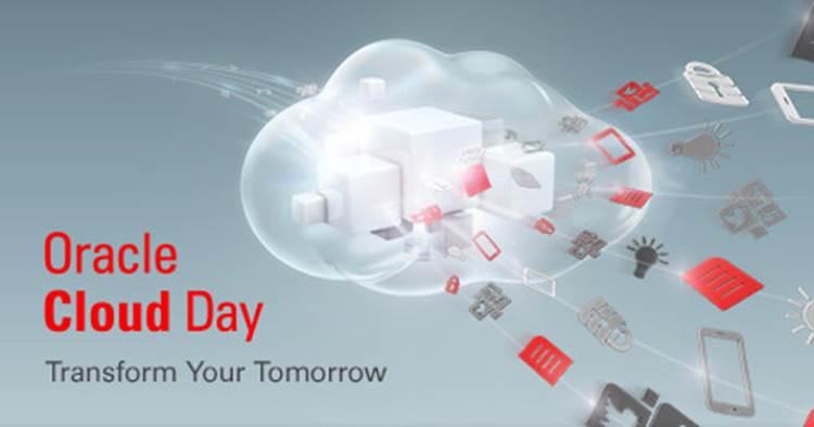 Oracle celebra su Cloud Day el próximo 8 de octubre. Clic en la imagen para más información y registro al evento