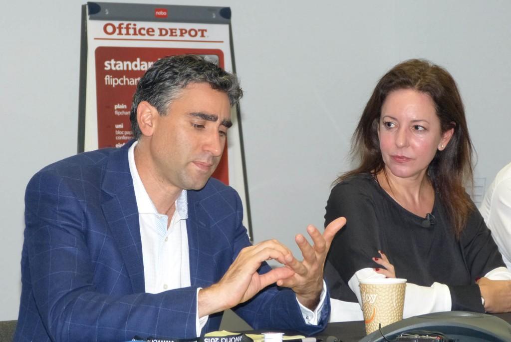 Tuvimos la ocasión de charlar con Martin Casado, Chief Technology Strategy Officer VMware y María José Talavera, directora general de VMware Iberia