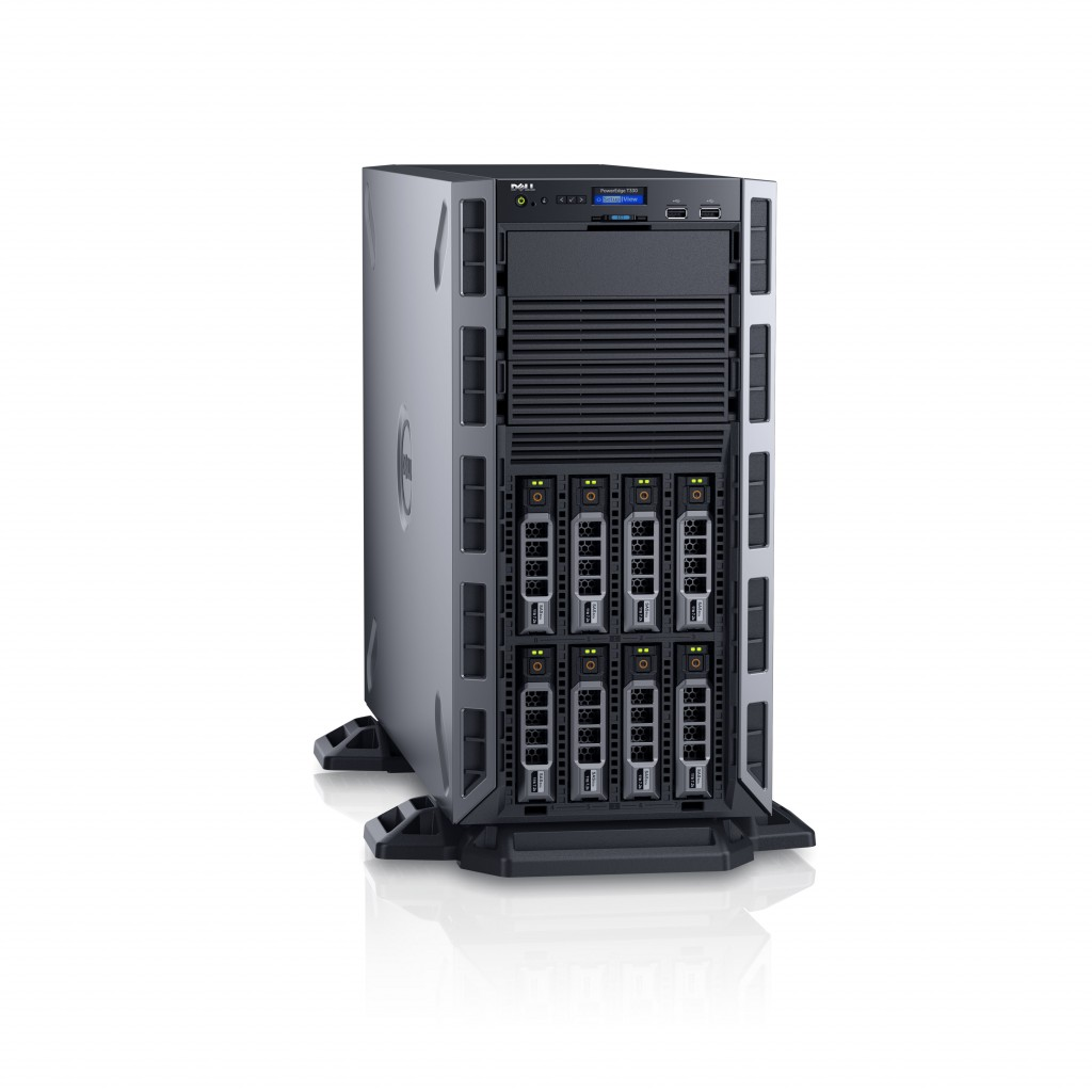 PowerEdge T330 (Shockwave) tower server.