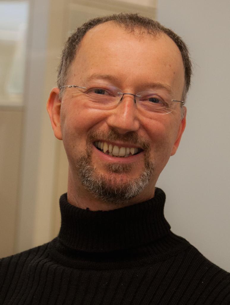 Guy Levy-Yurista es vicepresidente ejecutivo de Usher en MicroStrategy