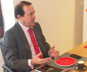 Jesús Rodríguez Cabrero, Realsec