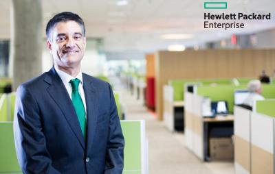 José María de la Torre liderará la nueva Hewlett Packard Enterprise en España y Portugal