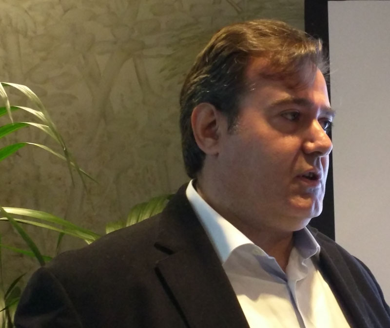 Eutimio Fernández, director de Seguridad de Cisco España