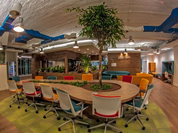 Liferay estrena oficinas en madrid prev triplicar for Oficinas ing en madrid