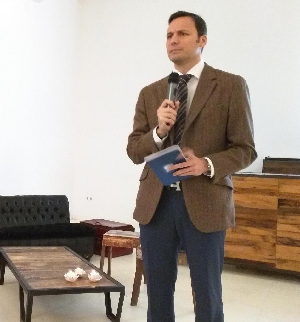 Norberto Mateos Intel 2