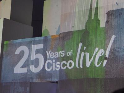 25 Cisco Live