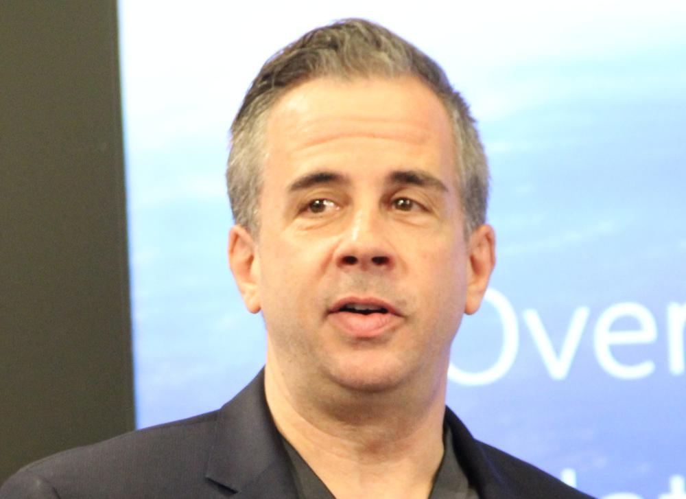 Jason Waxman, Intel