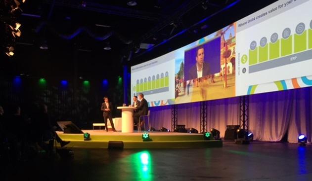 Unit4 Connect se celebró durante los días 5 y 6 de abril en Amsterdam.