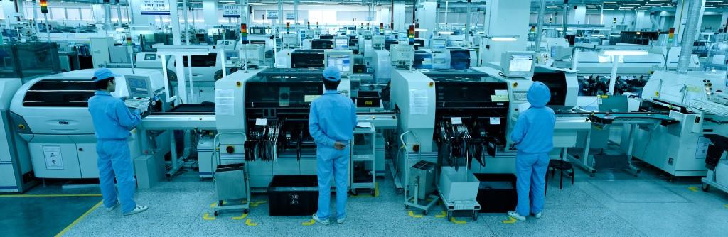 A pesar de que cada vez los procesos están más automatizados, aún es necesaria la mano de obra