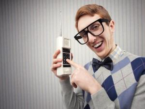 móviles retro