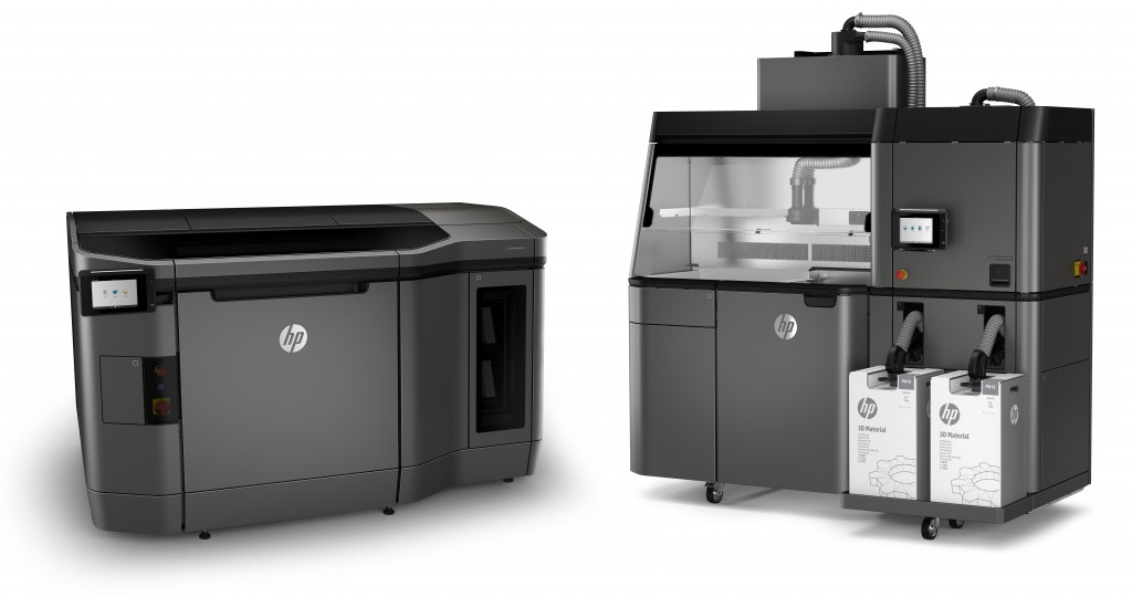 HP Jet Fusion 3D 4200 Solution
