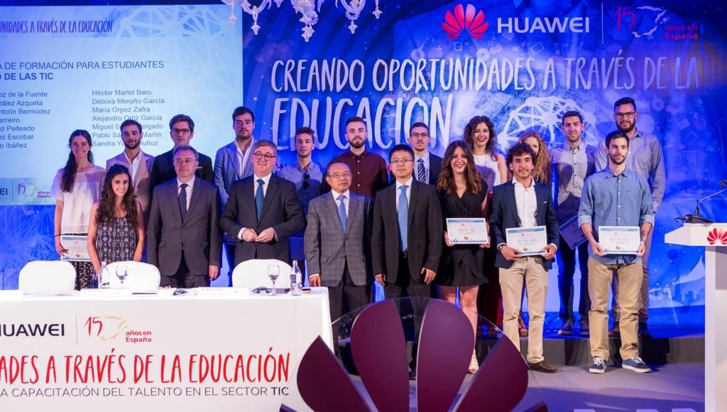 Huawei - 'El Futuro de las TIC'