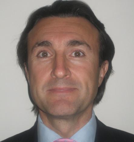 Luis Miguel Garrido, Fortinet