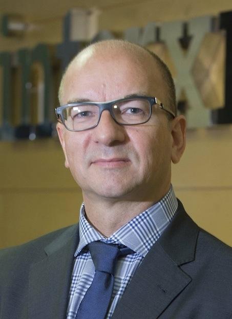 Robert Assink es Director General de Interxion España
