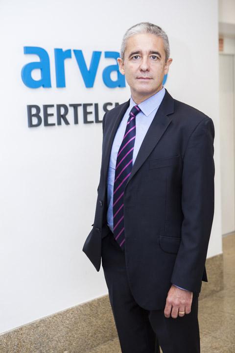 Íñigo Arribalzaga, presidente de Arvato CRM