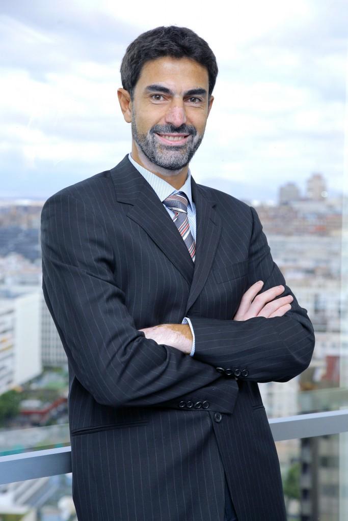 Carlos Clerencia, director general de Intel Iberia