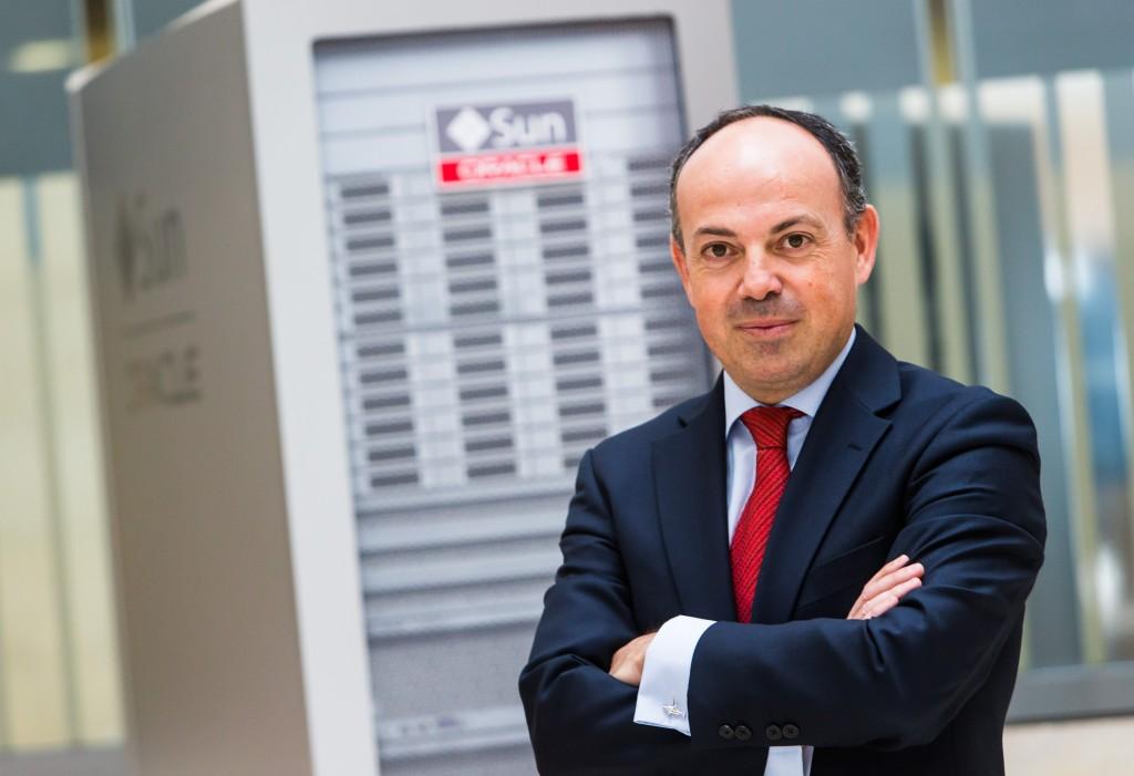Leopoldo Boado, country manager de Oracle Spain