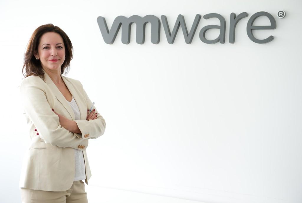 María José Talavera, directora general de VMware para Iberia