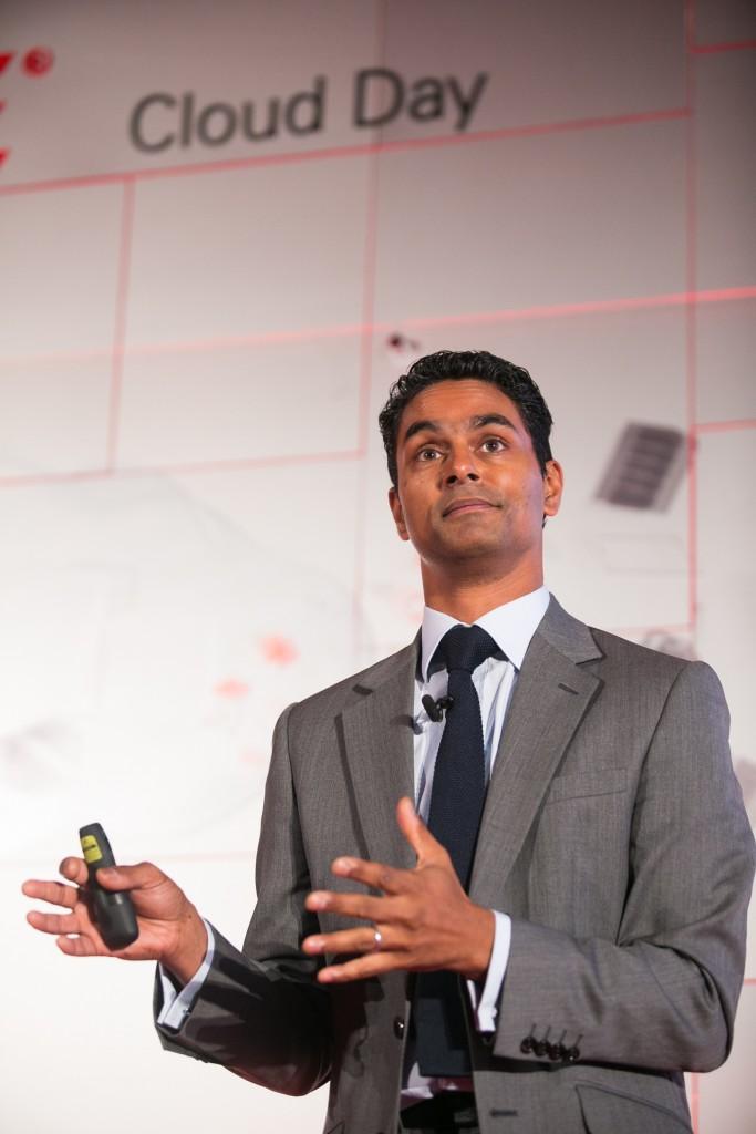 Neil Sholay, vicepresidente de Estrategia Digital de Oracle EMEA