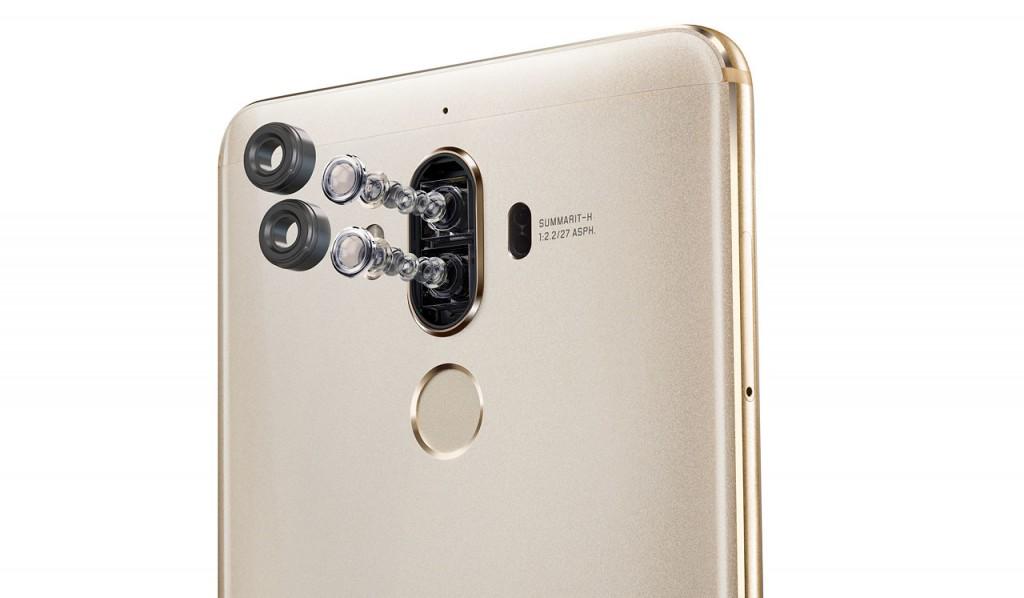 Huawei vuelve a confiar en Leica para su cámara