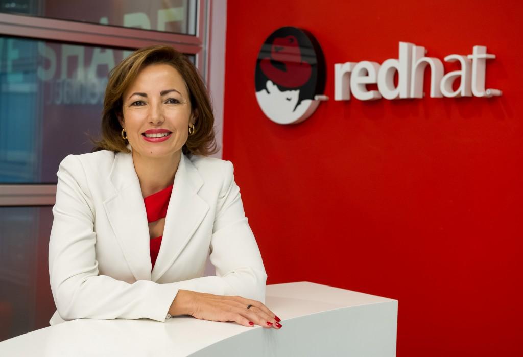 Julia Bernal, directora general de Red Hat Iberia