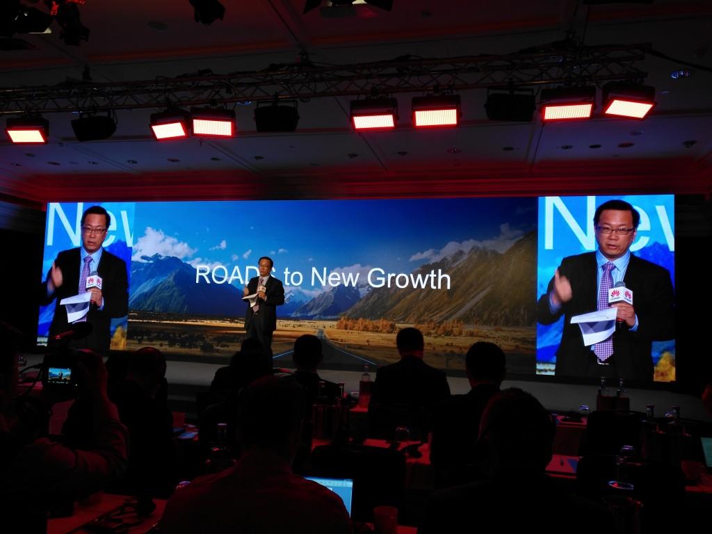 Zou Zhilei, Presidente de Huawei Carrier