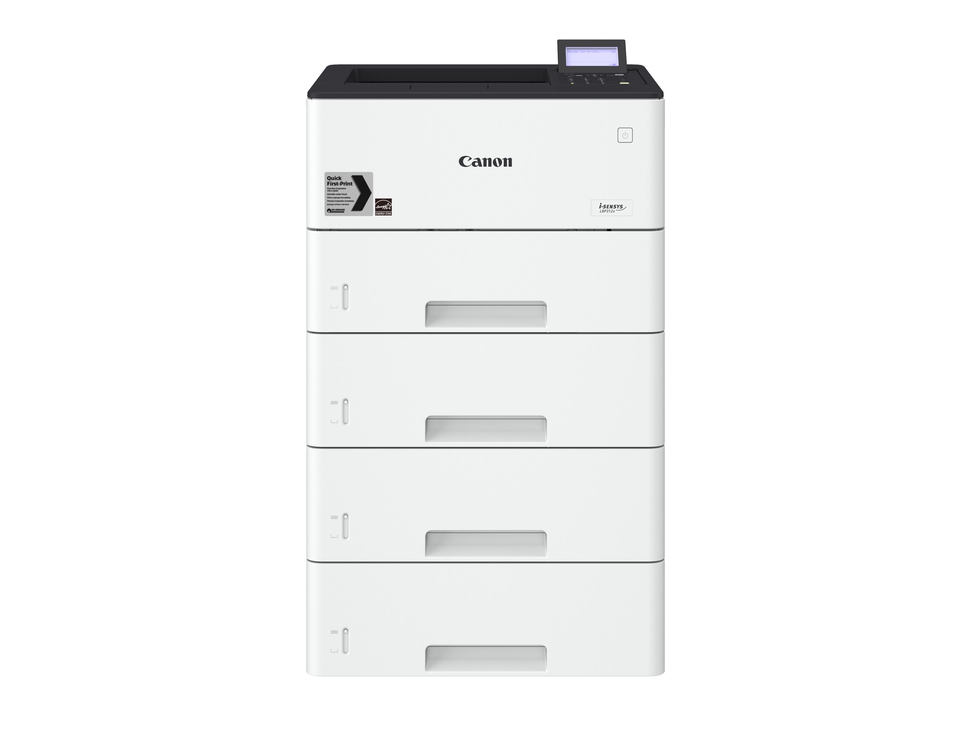 i-SENSYS_LBP312x CEL Optional Cassette x 3 FRT