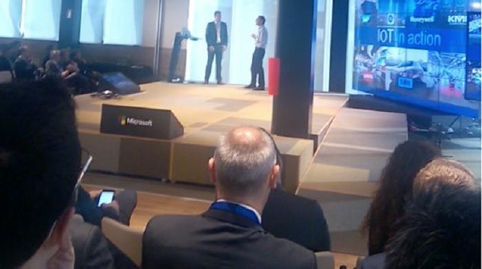 IoT 2 Iván Intel + Samuel Microsoft