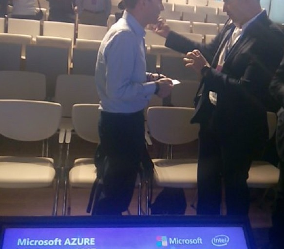 IoT Iván Intel + Samuel Microsoft