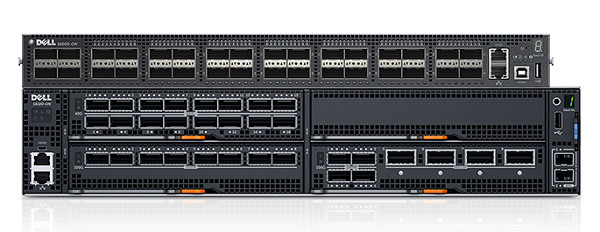 Dell EMC Switches S5100-ON and S4100-ON series