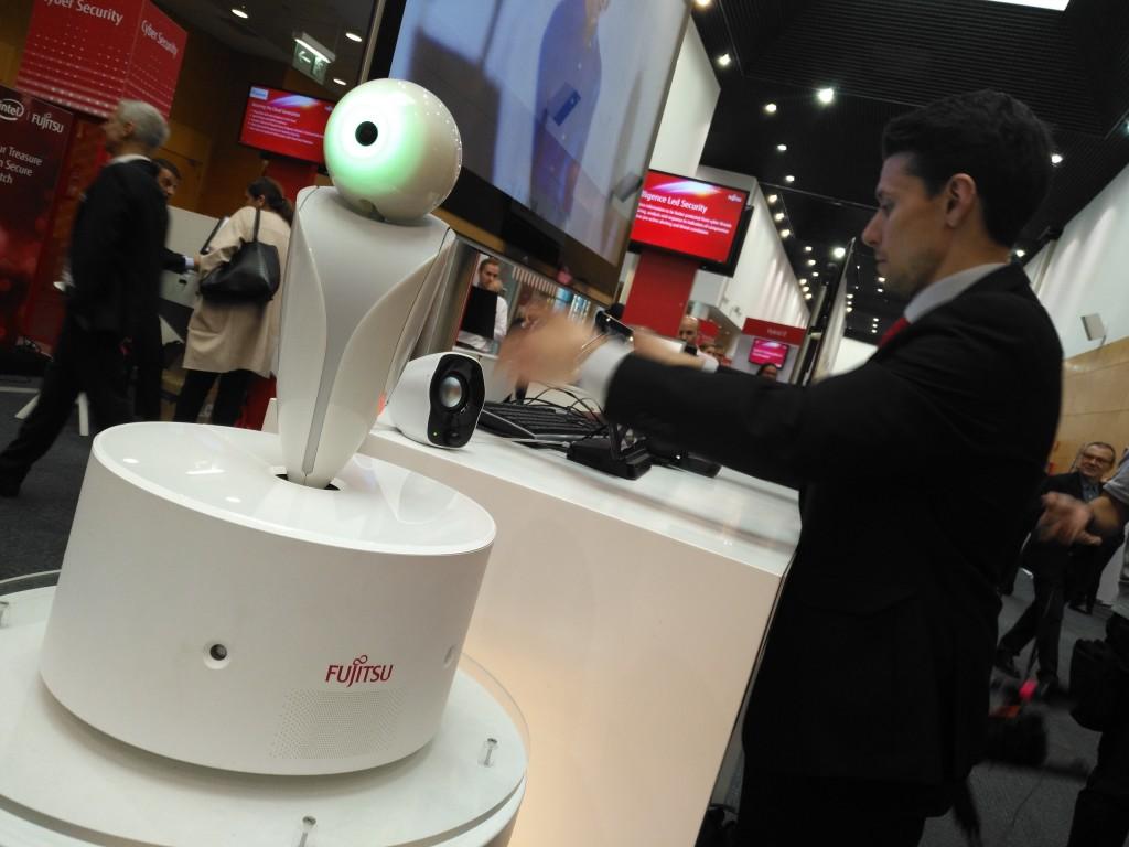 Fujitsu Robopin