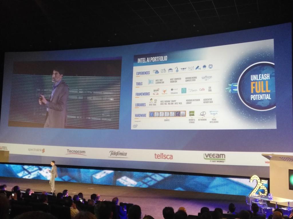 La plataforma de Inteligencia Artificial que propone Carlos Clerencia, director general de Intel España, va más allá del hardware