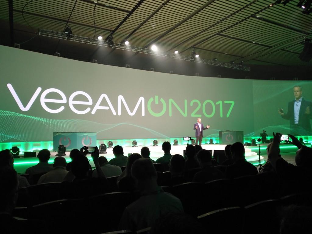 Peter McKay, flamante nuevo CEO de Veeam Software, llega desde la dirección de VMware, uno de los principales socios del fabricante de software de backup y recuperación de datos