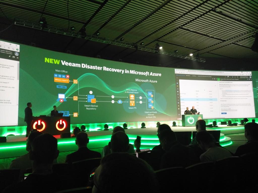 Microsoft Azure ya cuenta con más funcionalidades para backup y recuperación de desastres