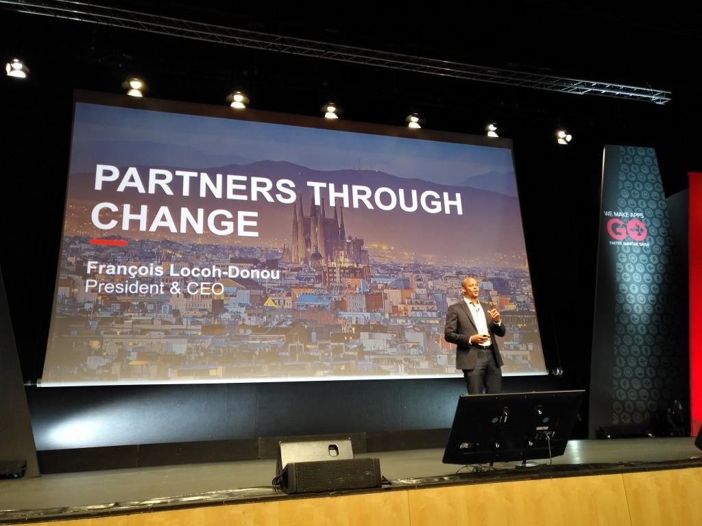 François Locoh-Donou, presidente y CEO de F5 Networks, lleva en el cargo algo más de un mes
