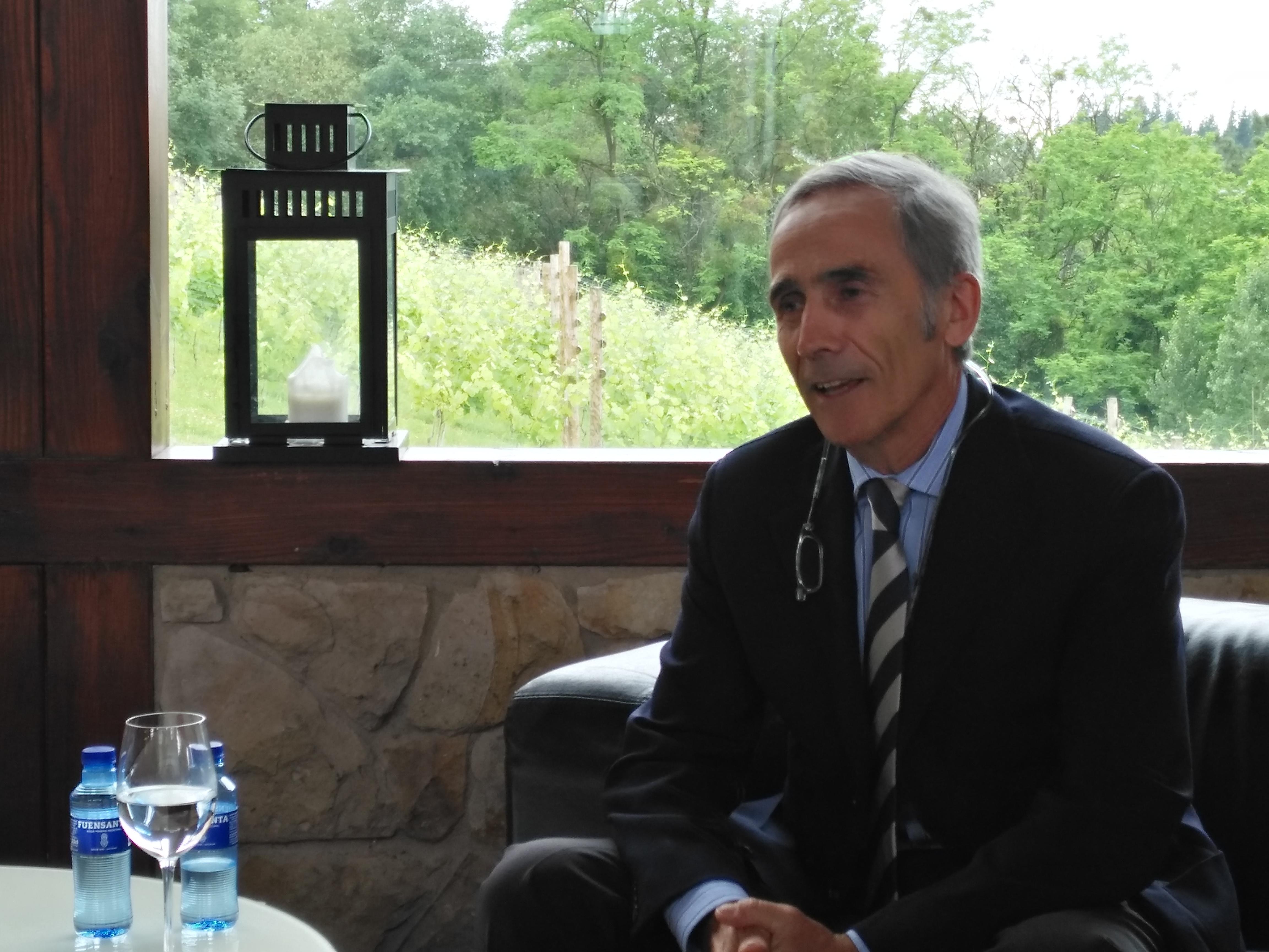 Roberto Beitia, presidente y co-fundador de Sarenet