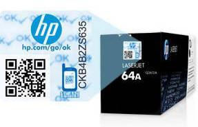 Imprecion HP, comprobar etiqueta
