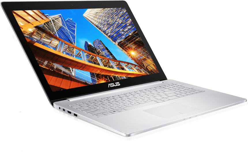 ZenBook Pro-foto
