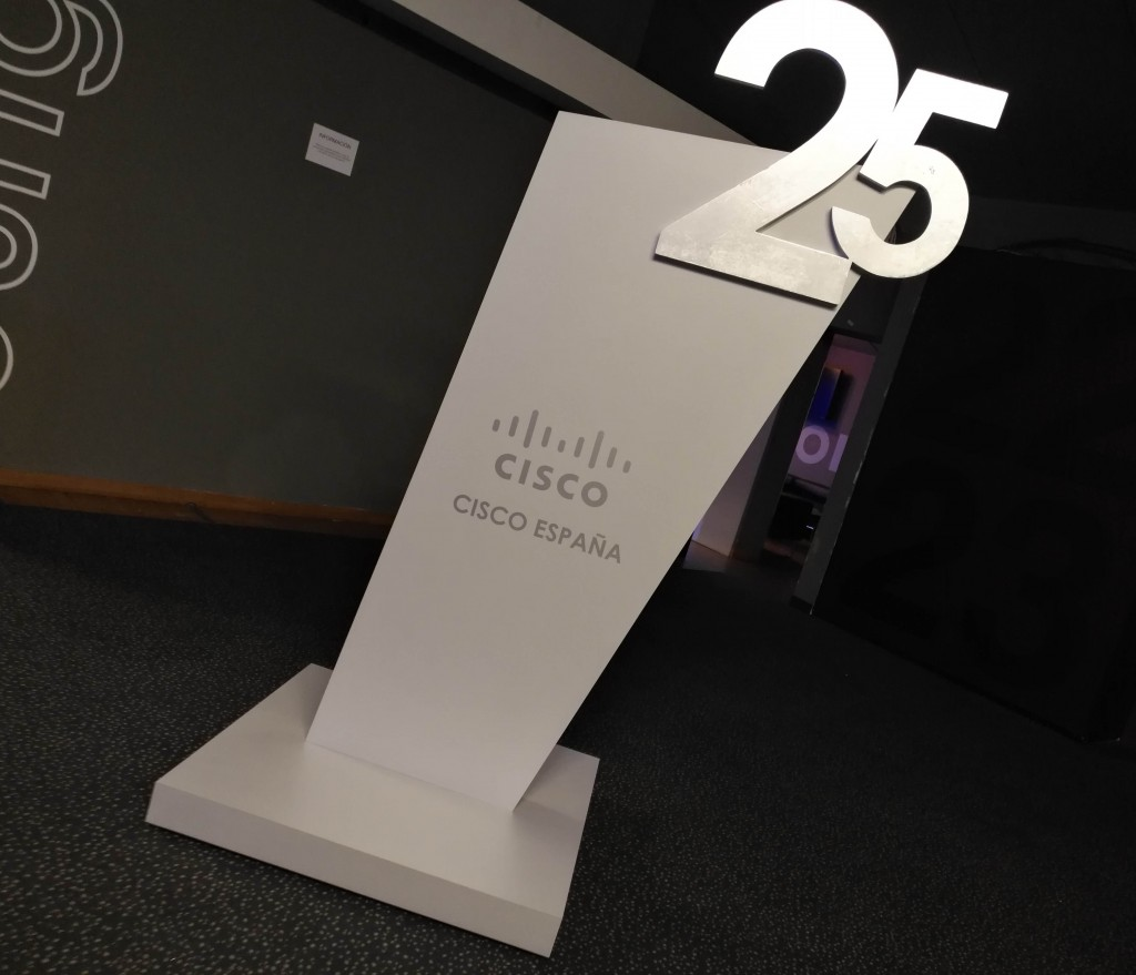 Cisco 25 aniversario