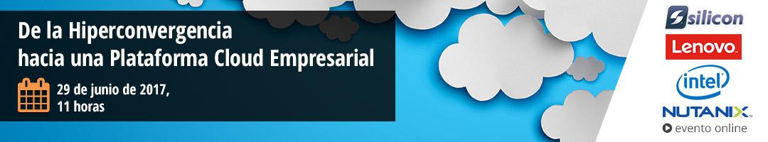De la Hiperconvergencia hacia una Plataforma Cloud Empresarial
