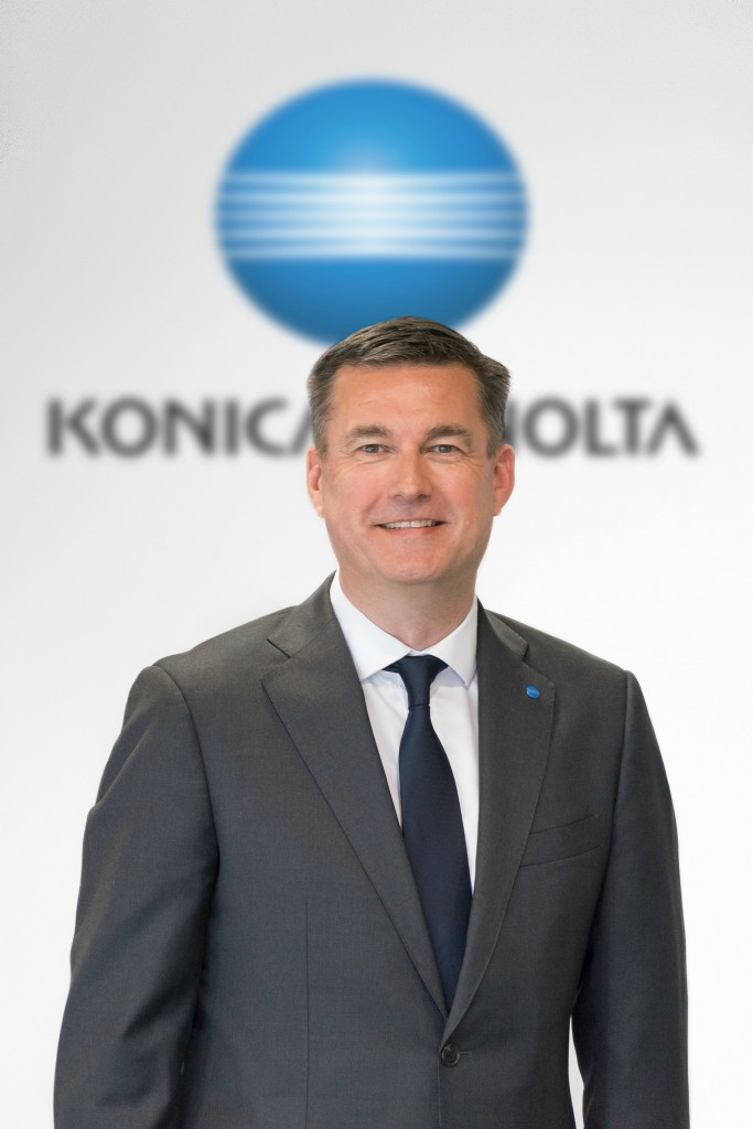 Konica Minolta_Charles Lissenburg_General Manager Professional Print Division