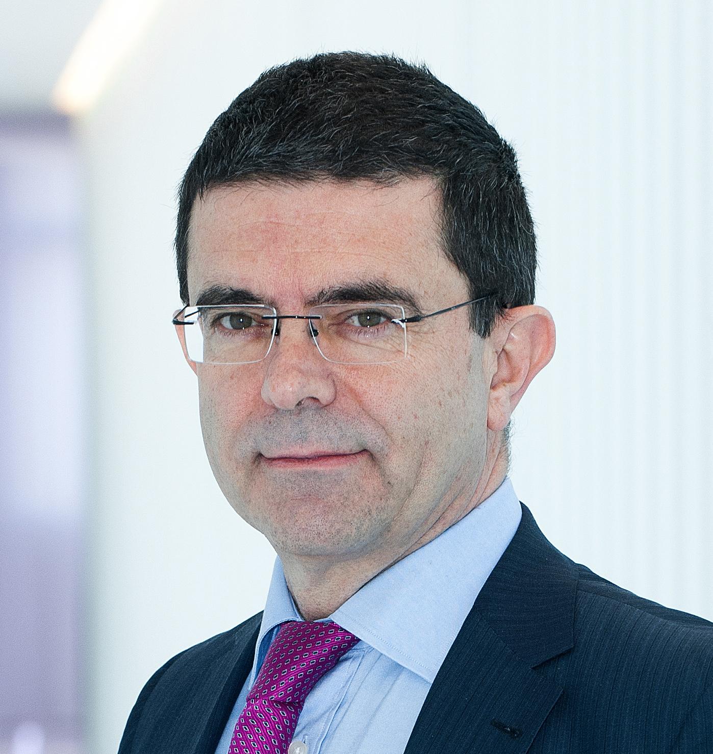 Alejandro Pociña, presidente de Steelcase