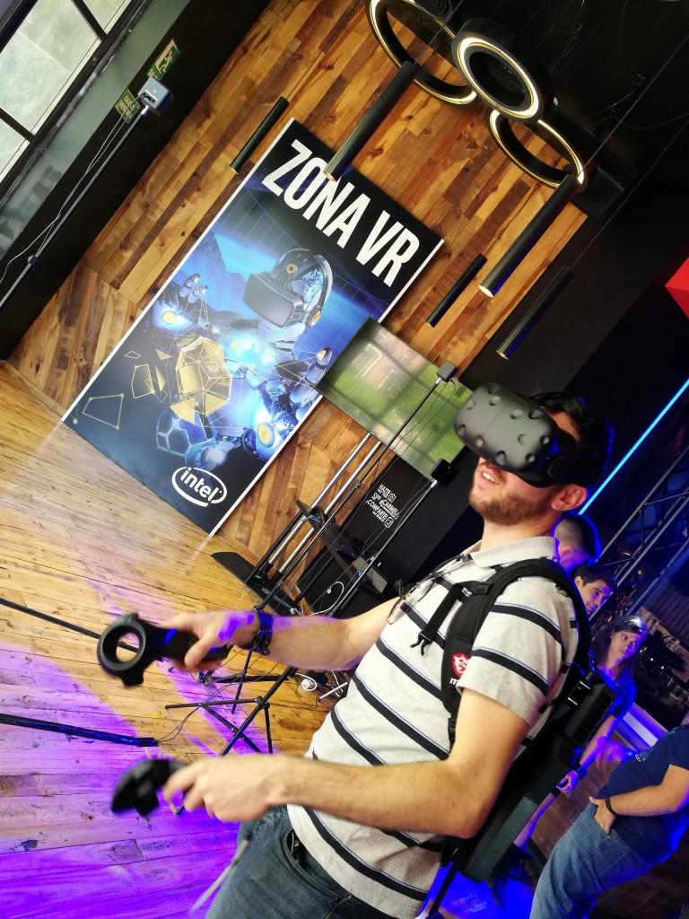 La realidad virtual se extenderá más allá del negocio de los videojuegos
