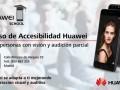 Curso de accesibilidad Huawei